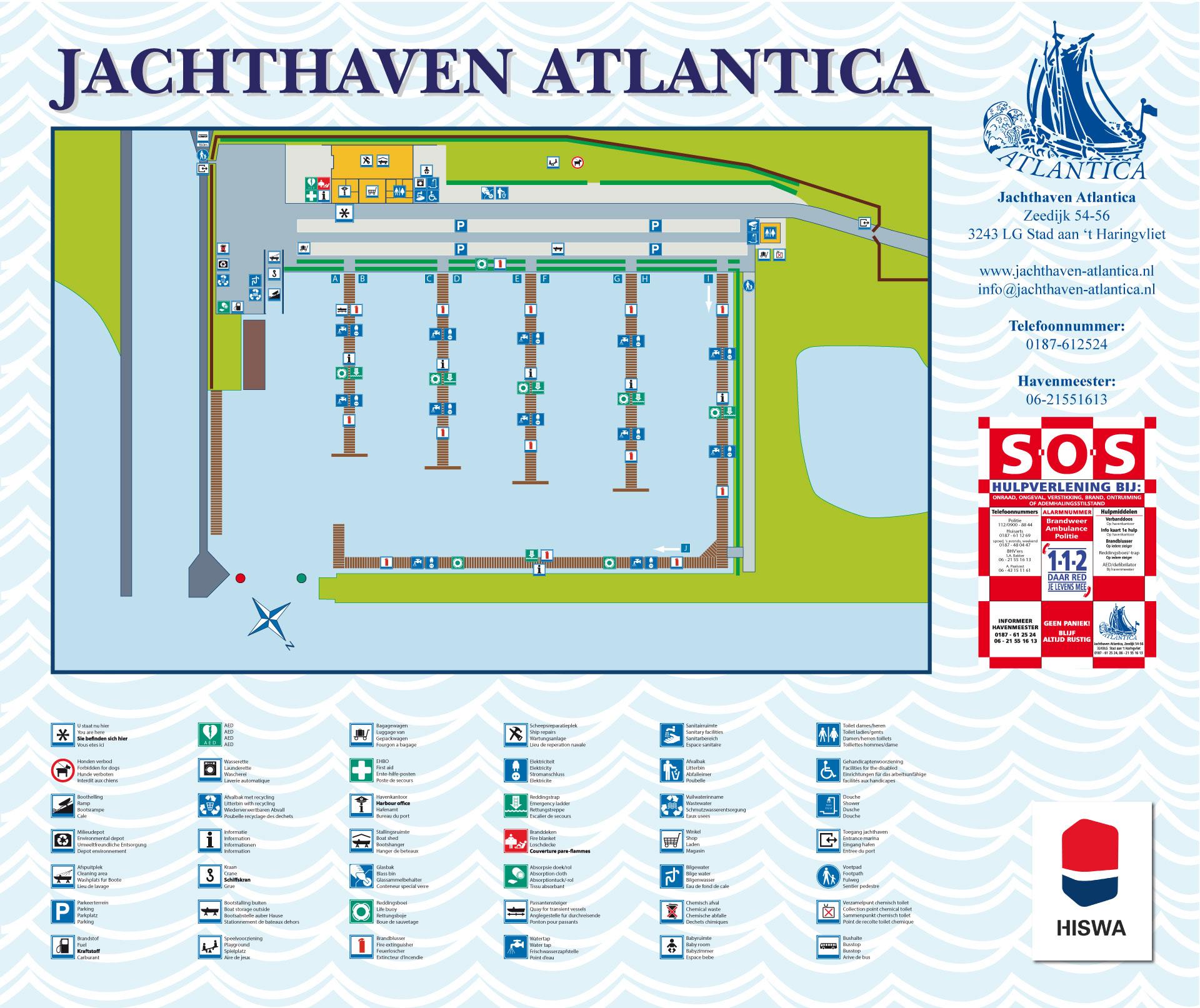 Jachthaven_atlantica_plattegrond02_golven