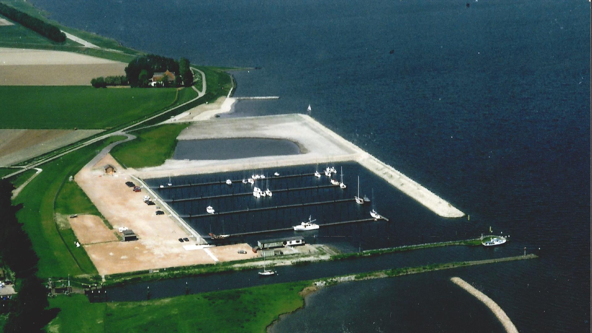Jachthaven atlantica uitbreiding
